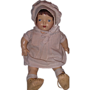 Prototype Dolly Reckord Talking Composition Phonograph Doll