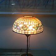 9 - Tiffany Studios Lamp