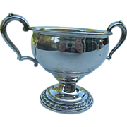 SOLD La Pierre Sterling Silver Sugar Bowl  -14 - .925 - Signed