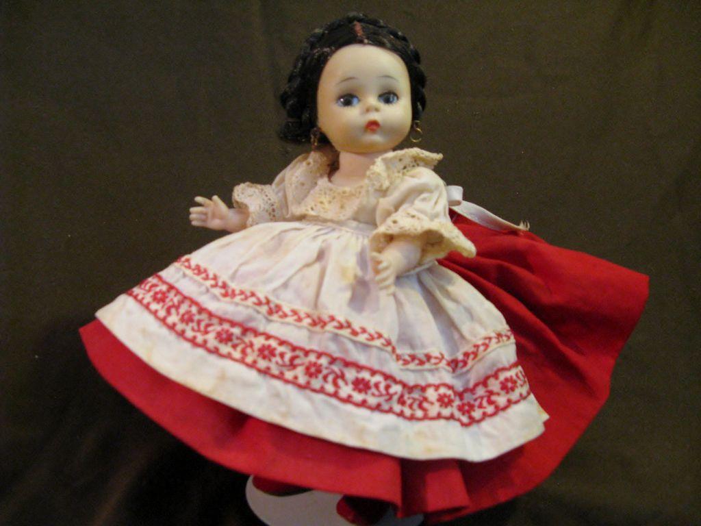 Madame Alexander Russian International Collection Doll, 1966-1972