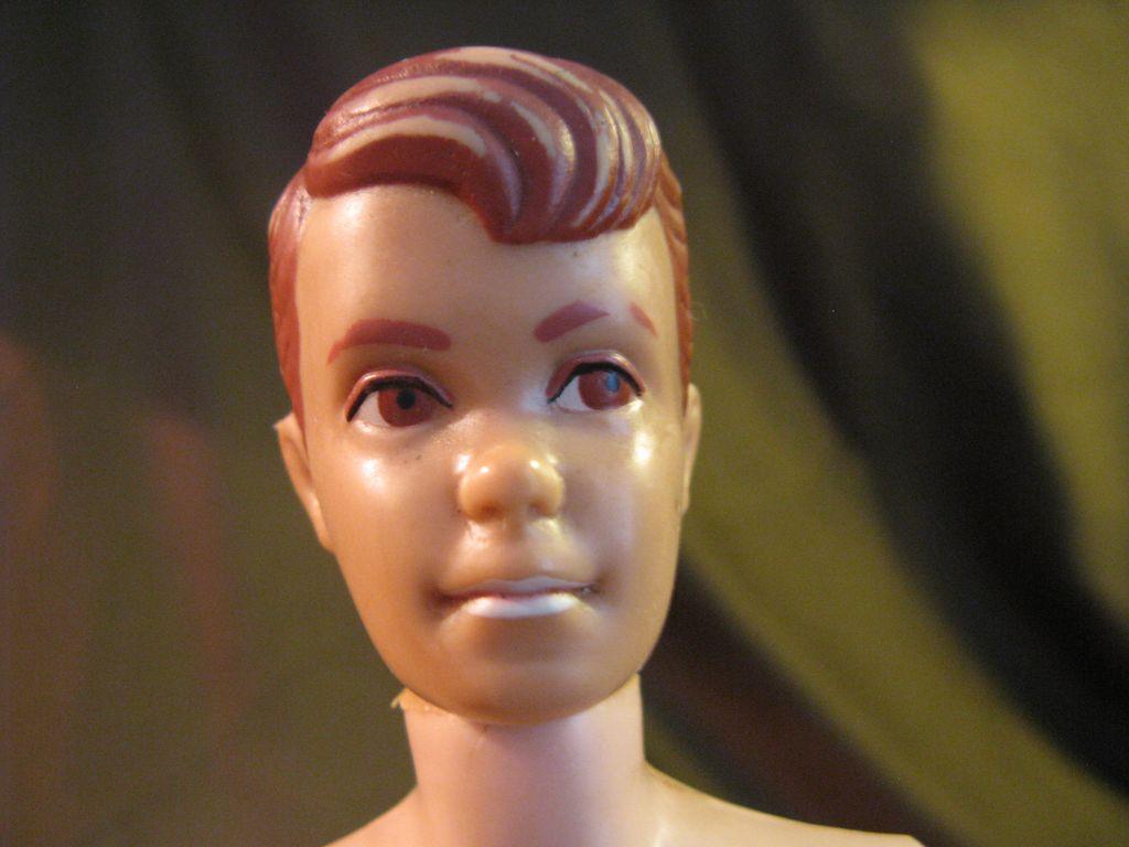 Mattel 1963-64 Allan Doll