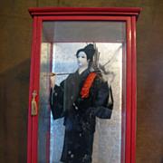 """Vintage Nishi Japanese """"Morning Doll"""