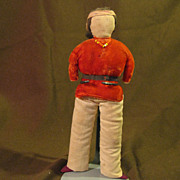 "SOLD Vintage Navajo Morning Doll 7"""