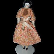 Dollhouse China Head Hertwig Doll