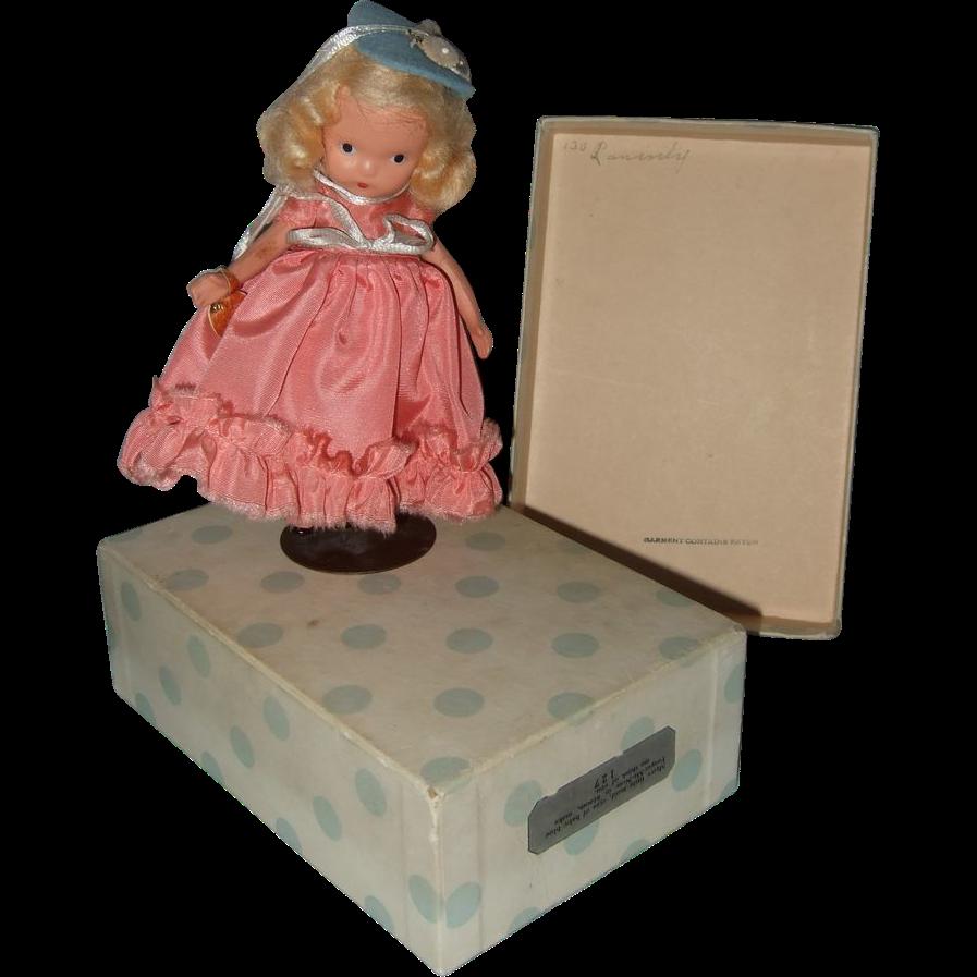 Nancy ann storybook doll 127 merry little maid from shirleydoll on