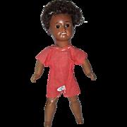 SFBJ Unis French Black Bisque Head Doll