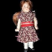 German Frozen Charlotte Type Doll