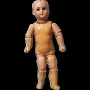Cabinet Size Recknagel Dolly Face Doll