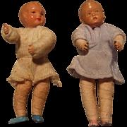Early, German, Caco, Twin Babies