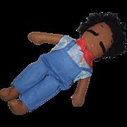 George Borgfeldt, Sleepy Sambo, Cloth Doll