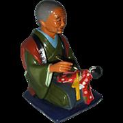Mimaou Figurine of Doll Making