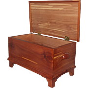 Small, Ginny Type, Cedar, Hope Chest