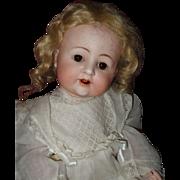 C.M. Bergmann, Bisque Head, Character Baby