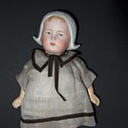 SALE Goebel Character Doll with Flocked Hat