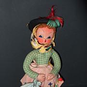 Maria Helena Cloth Doll