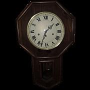 Vintage Daneker Clock Co. Long Drop Clock, C. 1970