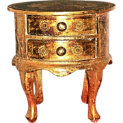 SALE Magnificent Miniature Italian Florentine Commode for French Fashion Doll