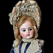 Antique Bébé Bru Jne R 9 in original costume
