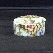 Porcelaine de Paris Limoges Trinket Box