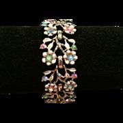 Vintage Signed Coro Bracelet