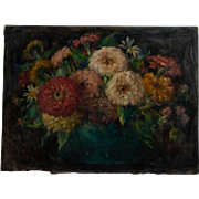 Mary Reed Kate Carew, Floral Still Life, circa 1930-1950