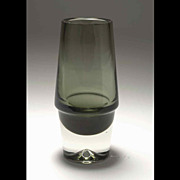 Mid-Century Vase by Erkki Vesanto for Iittala Glassworks