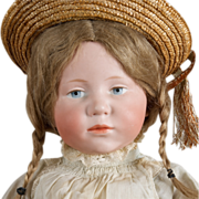 "SOLD Kammer & Reinhardt 101 Character Doll ""Marie"" - 19 Inch"