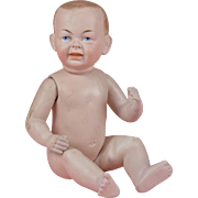 SALE All Bisque Character Baby 12 Inches