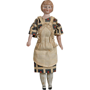 All Original Dollhouse Lady - 6 Inches