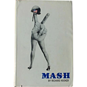 SALE M*A*S*H 1968 First Book Club Edition Hardcover with Dust Jacket