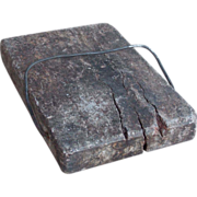 SOLD Antique Quarried Oil Whet Stone