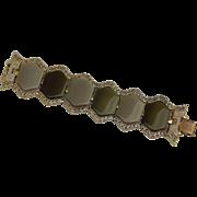 SALE Vintage Coro Signed Bracelet