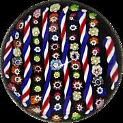 Caithness Regency Stripe Paperweight 339/1000