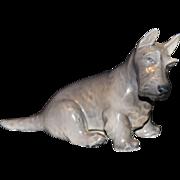 Royal Copenhagen Scotty Dog Figurine #3162