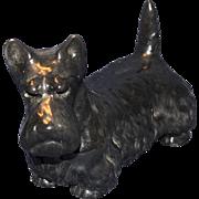 Beswick Black Scotty Figurine
