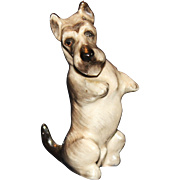 Royal Doulton Adorable Scotty Dog Figurine K10