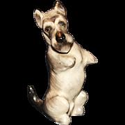 Royal Doulton Adorable Scotty Dog Figurine K10