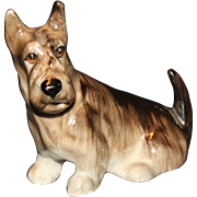 Royal Doulton K18 Scotty Dog Figurine