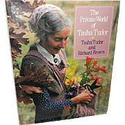 """Tasha Tudor Book """"The Private World of Tasha Tudor"""""""