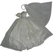 Mattel Barbie 1963-1965  #947 Brides's Dream Dress