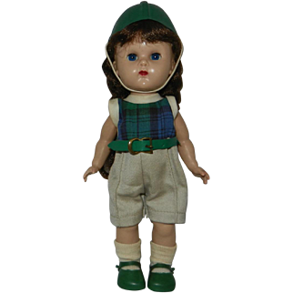 Vogue Ginny MLW Doll in 1956 #6028 Gym Kids Outfit