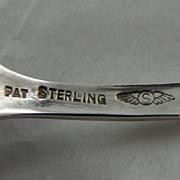 Teaspoon Shiebler Sterling No. 1