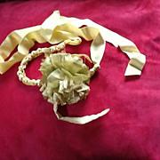 """SALE Vintage Lanvin High Style """"Pom Pom"""" Necklace"""