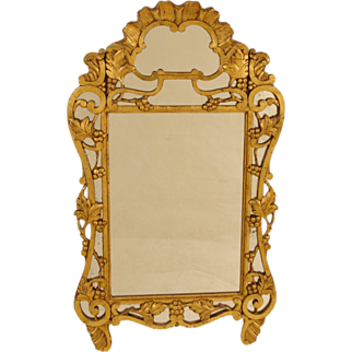 French regence style mirror