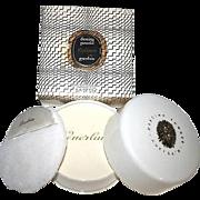 SALE Rare SEALED Vintage Guerlain Shalimar Body DUSTING Powder 8 oz - IN Box  - Rare Find!