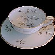 Rare Noritake Cho Cho San China Cups and Saucers