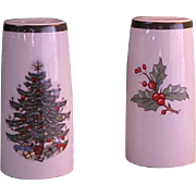 Cuthbertson Original Christmas Tree Salt and Pepper Shaker Set