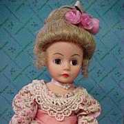 REDUCED Vintage Madame Alexander Mrs. Darling Cissette Face