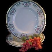 REDUCED Beautiful Pickard Navarre Dinner Plates