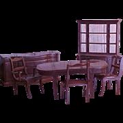 Marx Vintage Dollhouse Furniture
